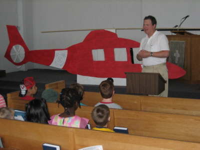 VBS Bible Lesson